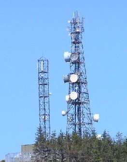 eircom FWA mast
