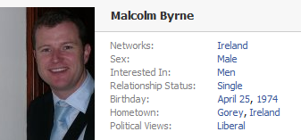 Malcolm Byrne