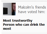 Malcolm Byrne can be trusted