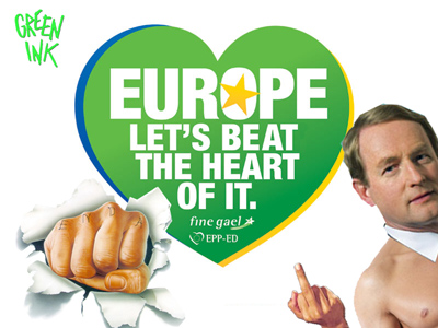 Fine Gael Heart of Europe