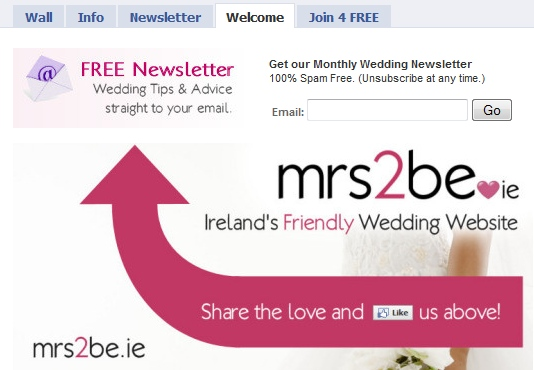Mrs2be.ie Facebook