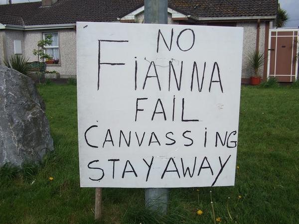 Dear Fianna Fail