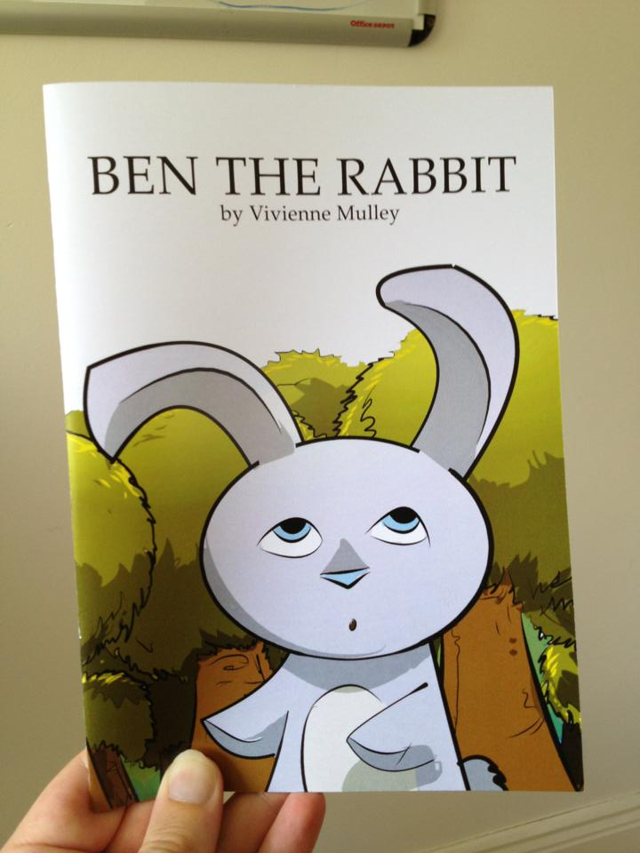 Ben the Rabbit by Vivienne Mulley