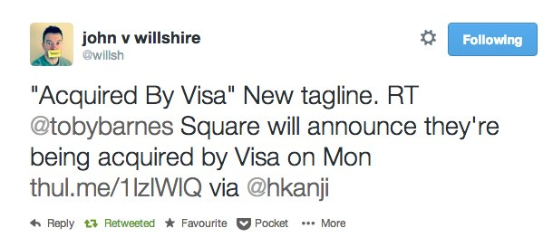 John Wilshire Square bought by Visa