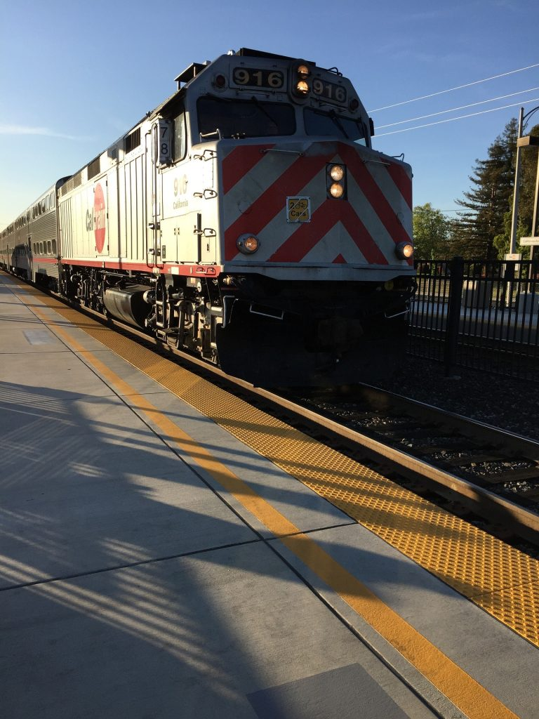 Silicon Valley Caltrain